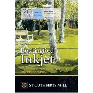 Bockingford paper for inkjet printers