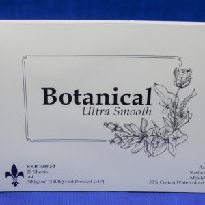 RK Burt Botanical Watercolour