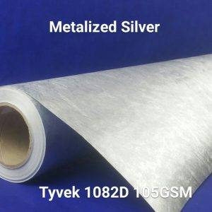 DuPont™ Tyvek® - Metalised Silver