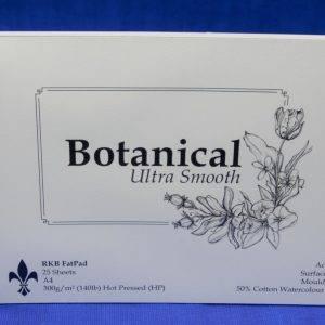RK Burt Botanical Watercolour Paper