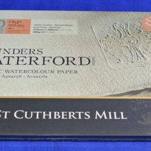 Saunders Waterford Watercolour Paper