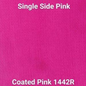 Pink Fabric Tyvek